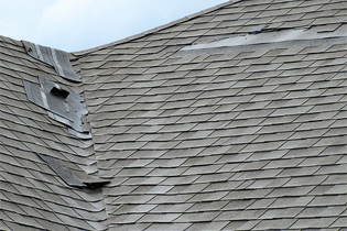 Hurricane & wind damage, Cape Cod, hurricane recovery services, South Coast MA roof & gutter damage reconstruction